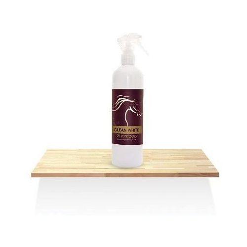OVER HORSE CLEAN WHITE Shampoo 400ml z kategorii dla koni
