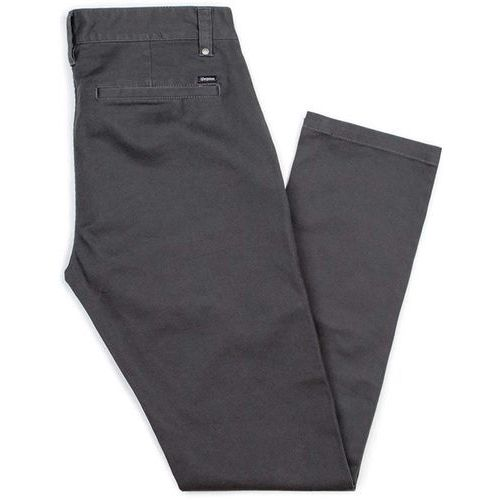 spodnie BRIXTON - Grain Chino Pant Washed Black (WABLK)