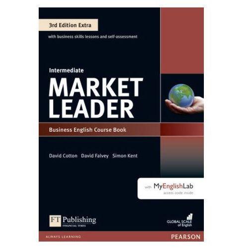 Market Leader 3Ed Extra Intermediate CB+DVD (9781292134772)