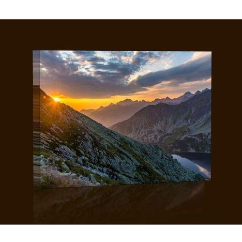 Dolina Pięciu Stawów Obraz podświetlany LED