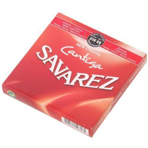 Savarez (656277) 510cr cantiga nt struny do gitary klasycznej