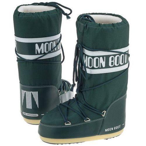 Śniegowce  Nylon Petrole 14004400073 (MB2-o) marki Moon Boot