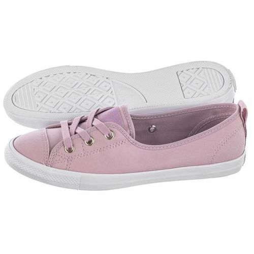 Tenisówki ct all star ballet lace slip plum chalk/washed lilac 564314c (co386-a), Converse, 36-41