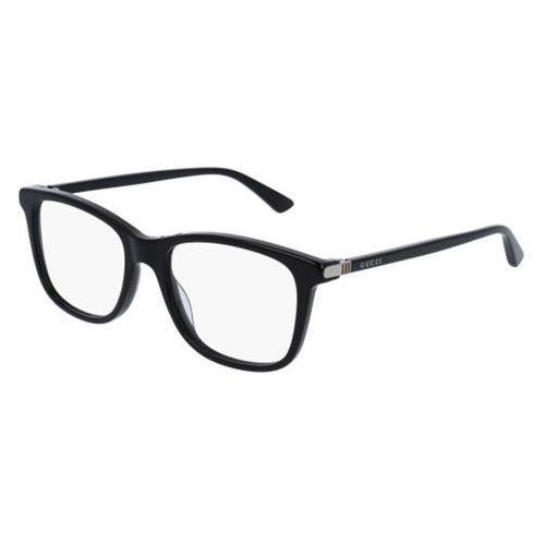 Gucci Okulary korekcyjne gg0018o 001