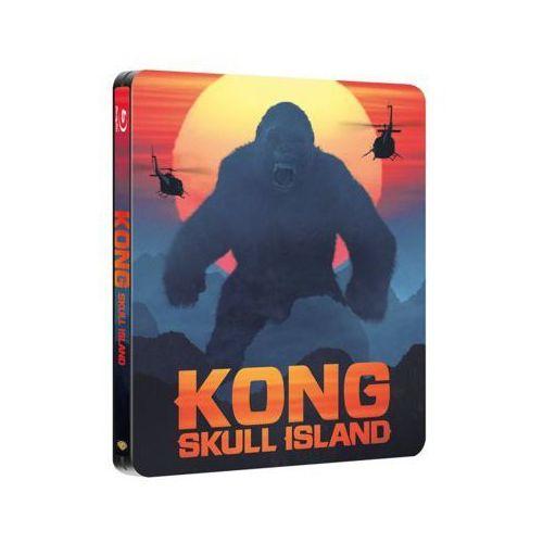 Galapagos Kong: wyspa czaszki 3d. steelbook (2bd) (7321996346372)