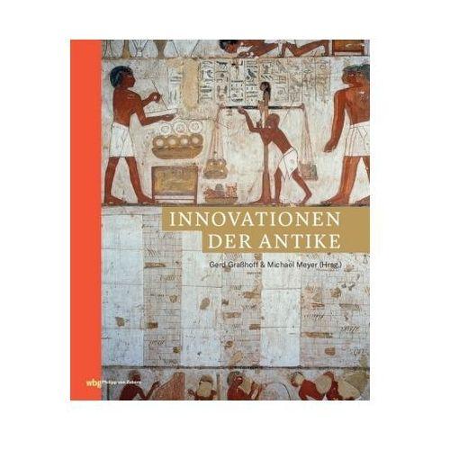Innovationen der Antike Graßhoff, Gerd (9783805350945)