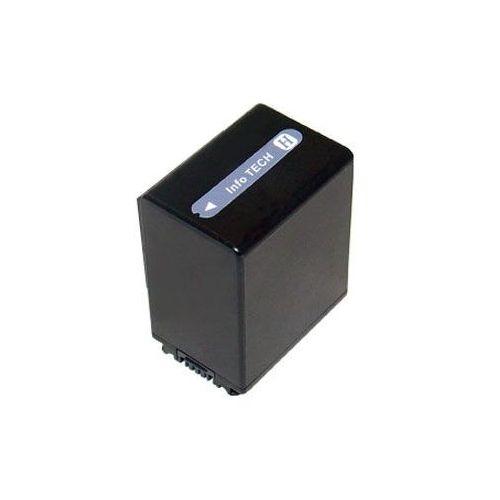 Bateria do kamery sony np-fh60 wyprodukowany przez Hi-power