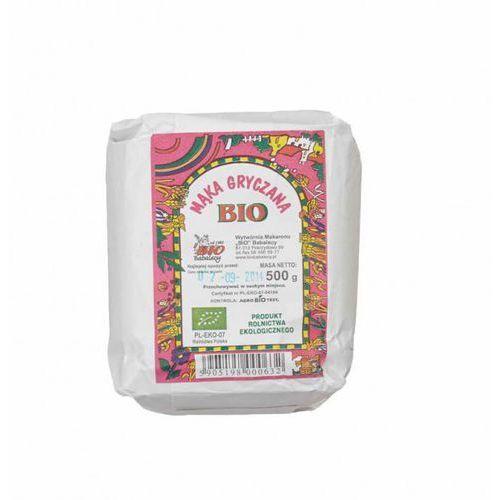 Bio babalscy Mąka gryczana bio 500g (5905198000632)