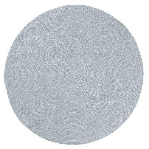 Dywanik jutowy, niebieski, 100 cm 32700010 - oferta [05e84272d7757510]