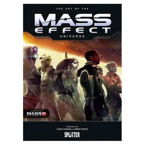 The Art of the Mass Effect Universe (9783868697599)