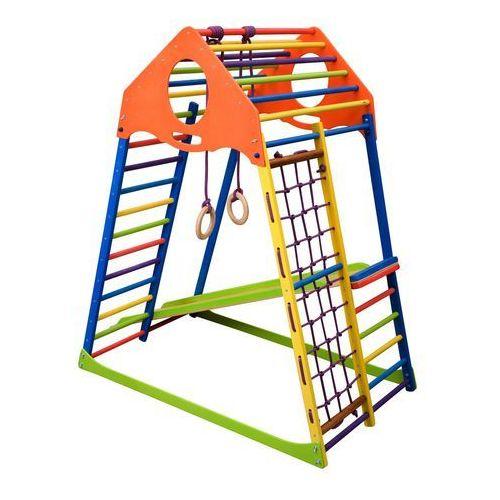 Insportline Wielofunkcyjny plac zabaw dla dzieci kindwood set