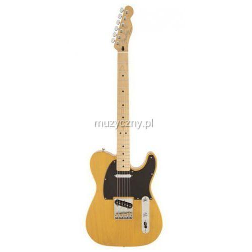 Fender Deluxe Telecaster MN podstrunnica klonowa
