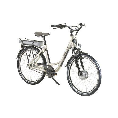 Rower elektryczny Devron 26120 - model 2016, Piaszczysty szary, 18