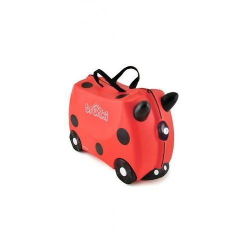 walizka na kółkach biedronka harley marki Trunki