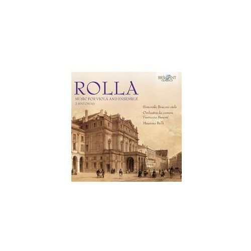 Rolla: Music For Viola & Ensemble (5028421949710)