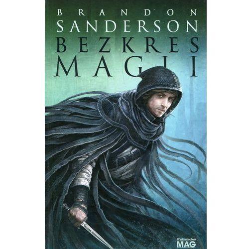 Bezkres magii - Wyprzedaż do 90%, Brandon Sanderson