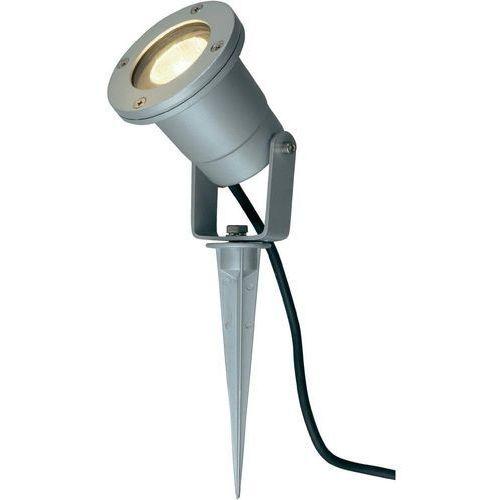 Lampa zewnętrzna Nautilus Spike SLV 227418, 1x35 W, GU10, IP65, (ØxW) 9.5 cmx16 cm - sprawdź w Conrad.pl