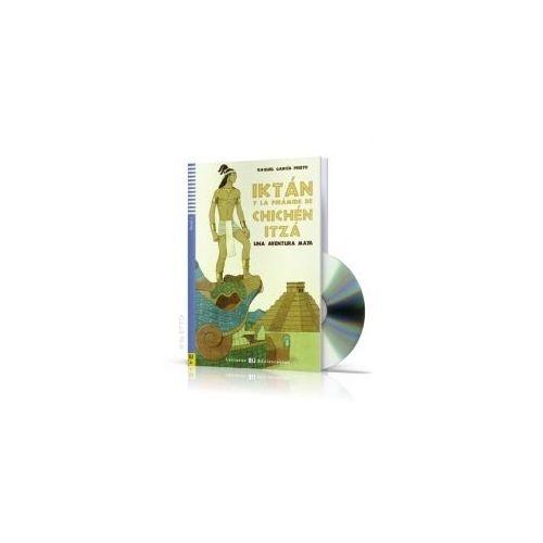 LH Iktan y la Piramide de Chichen Itza + CD. Lecturas ELI Adolescentes. Poziom A2, ELI