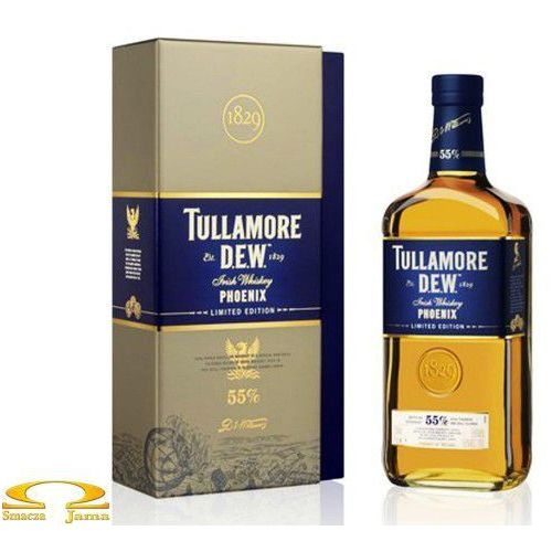 William grant & sons Whiskey tullamore dew phoenix limited edition 55% 0,7l