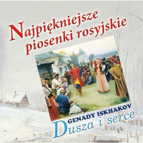 Agencja artystyczna mtj Najpiękniejsze piosenki rosyjskie (5906409108291)