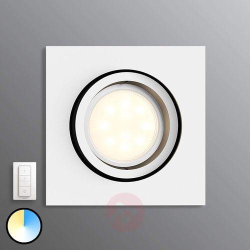 hue white amb. oprawa wpuszczana miliskin marki Philips