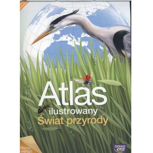 Atlas ilustrowany Świat przyrody (88 str.)