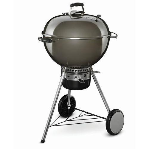 Master-Touch GBS 57cm szary metaliczny grill węglowy Weber, 14510004