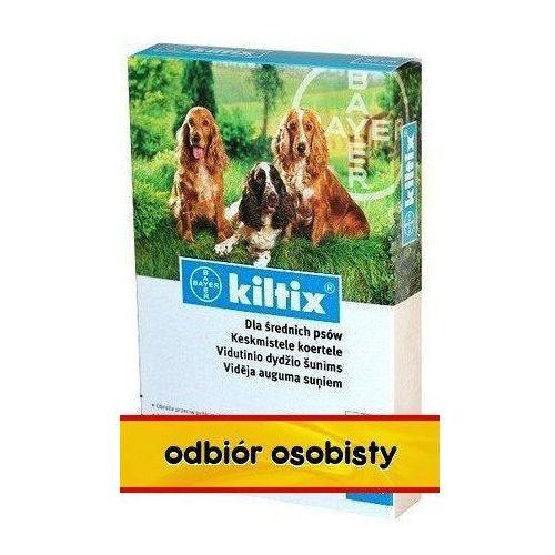 Kiltix obroża przeciw pchłom i kleszczom dla średnich psów 53cm ze sklepu Platformazoo