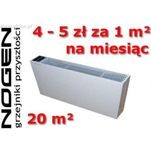 NOGEN GRZEJNIK N2810 1000W ENERGOOSZCZĘDNY, N2810