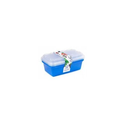 Pojemnik kuchenny zestaw 3 szt na żywność do zamrażania marki Wit consulting2