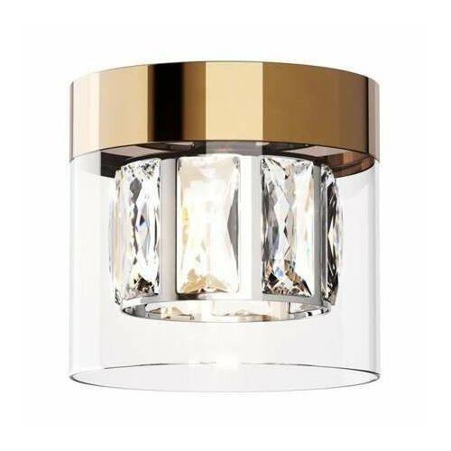 Zuma line C0389-01a-f7ac gem lampa sufitowa złota/gold, c0389-01a-f7ac