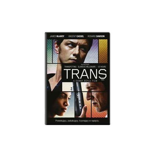 Trans (dvd) - danny boyle darmowa dostawa kiosk ruchu marki Empik.com