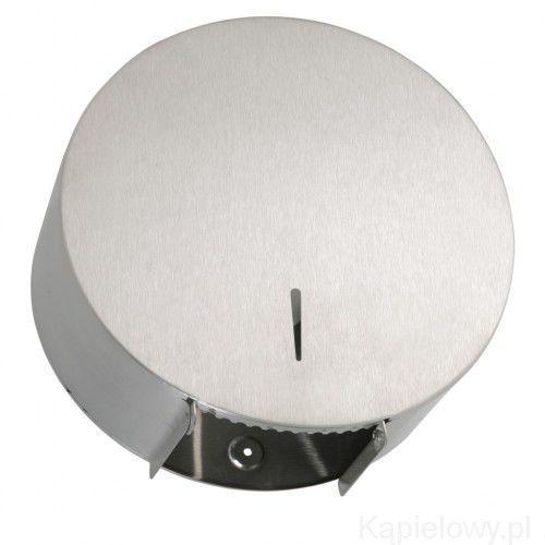 Bemeta Zasobnik na papier toaletowy jumbo, połysk, 26x12,8cm 125212051 (8592207004605)