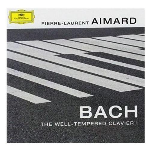 Bach das wohltemperierte klavier 1 - pierre-laurent aimard (płyta cd) marki Universal music / deutsche grammophon