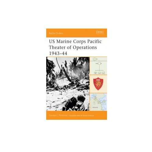 US Marine Corps Pacific Theater of Operations (9781841766515)