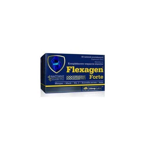 Tabletki FLEXAGEN FORTE 60 TABLETEK