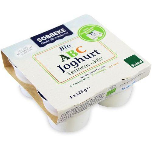Sobbeke Jogurt probiotyczny abc bio 4 x125 g - (4008471503071)