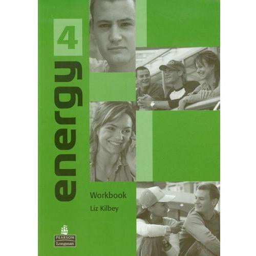 Energy 4 Workbook, Kilbey Liz, Walczak Andrzej
