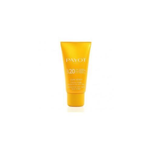 Payot Sun Sensi, przeciwstarzeniowy krem-fluid ochronny do twarzy SPF 20, 50ml