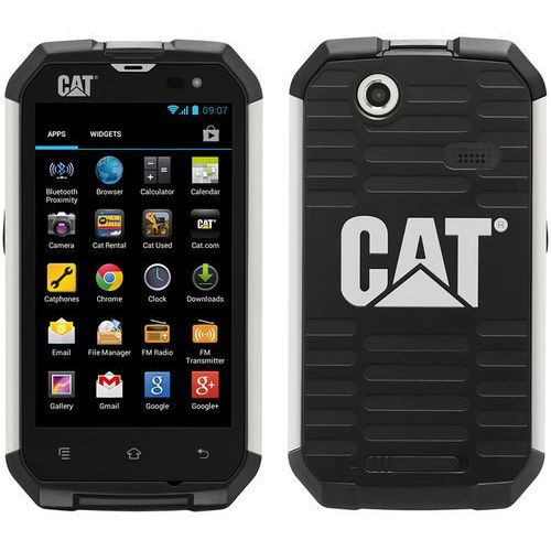 Produkt TELEFON CAT CATERPILLAR B15 DUAL SIM 4GB CZARNY [BEZ SIMLOCKA, GWARANCJA 2 LATA]