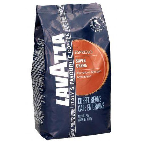 Kawa ziarnista Lavazza Super Crema 1000g do ekspresu do kawy