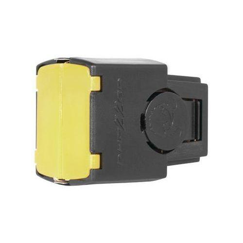 Kartridż do paralizatora PHAZZER z elektrodami zasięg do 6,5m jasny żółty (paralizator)