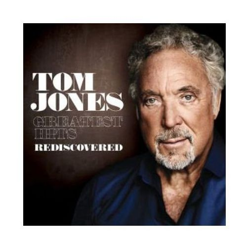 TOM JONES - GREATEST HITS-REDISCOVERED (POLSKA CENA) - Album 2 płytowy (CD) (0600753322192)
