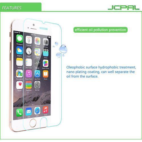 Jcpal Szkło hartowane + folia na tył iwoda apple iphone 6 iphone 6s