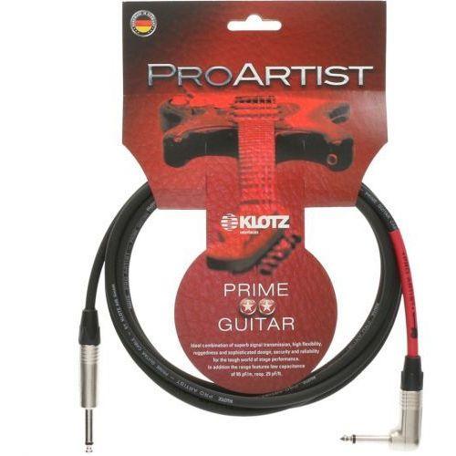 Klotz pron060 pr pro artist kabel instrumentalny jack-jack kątowy 6m