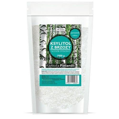 Dr gaja Ksylitol fiński (1 kg) - - naturalny cukier z brzozy
