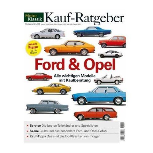 MotorKlassik Kauf-Ratgeber - Ford/Opel (3613308797)