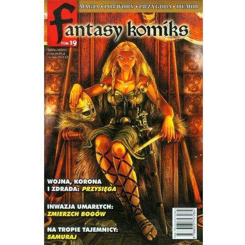 Fantasy Komiks tom 19 (2012)