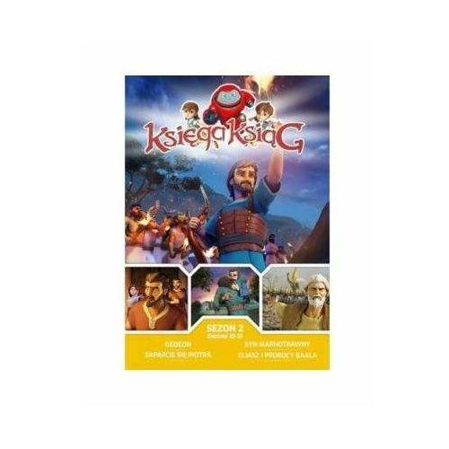Praca zbiorowa Księga ksiąg - sezon 2 - odcinki 10-13 dvd (5903856992657)