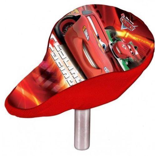 Pokrowiec na siodełko Cars - Auta - Disney, Licencja Disney z Tinkerbell